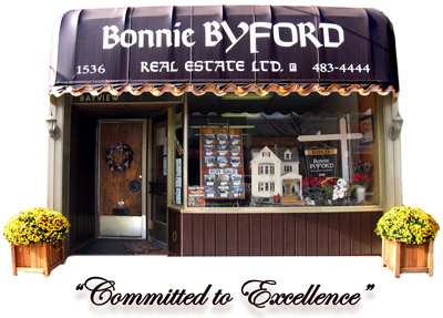Bonnie Byford Real Estate Bayview Office
